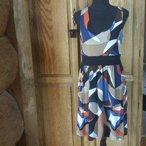 Adorable Michael Kors Dress Small Petite EUC